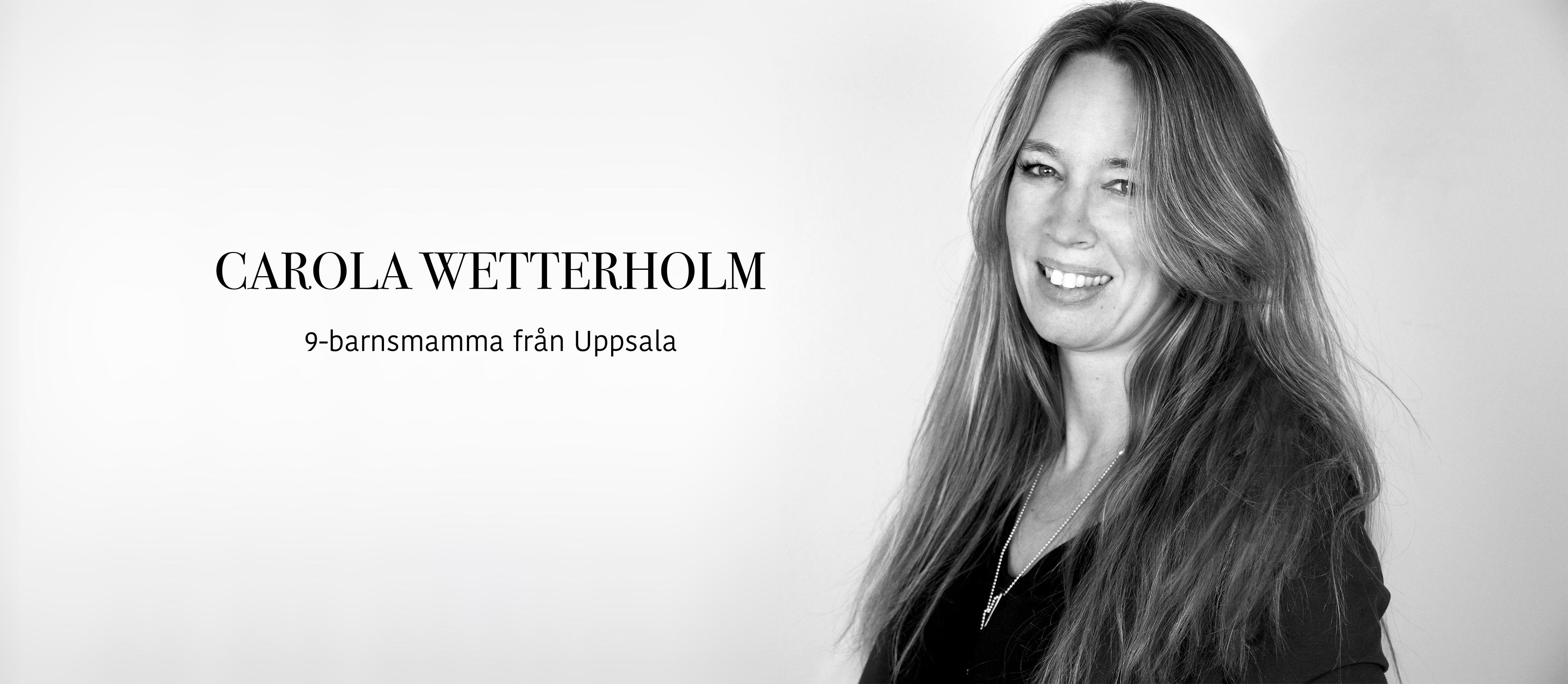 carola wetterholm – familjen annorlunda – carola wetterholm bloggar